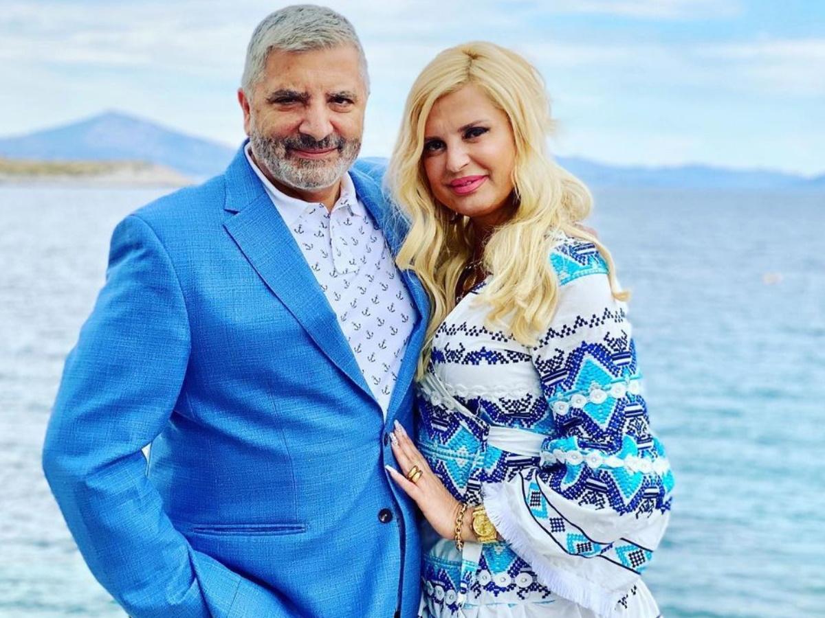 """Μαρίνα Πατούλη: """"Με τον Γιώργο Πατούλη μπορεί να έχουμε ένα καλό διαζύγιο"""" – Αποκλείει το ενδεχόμενο επανασύνδεσης"""