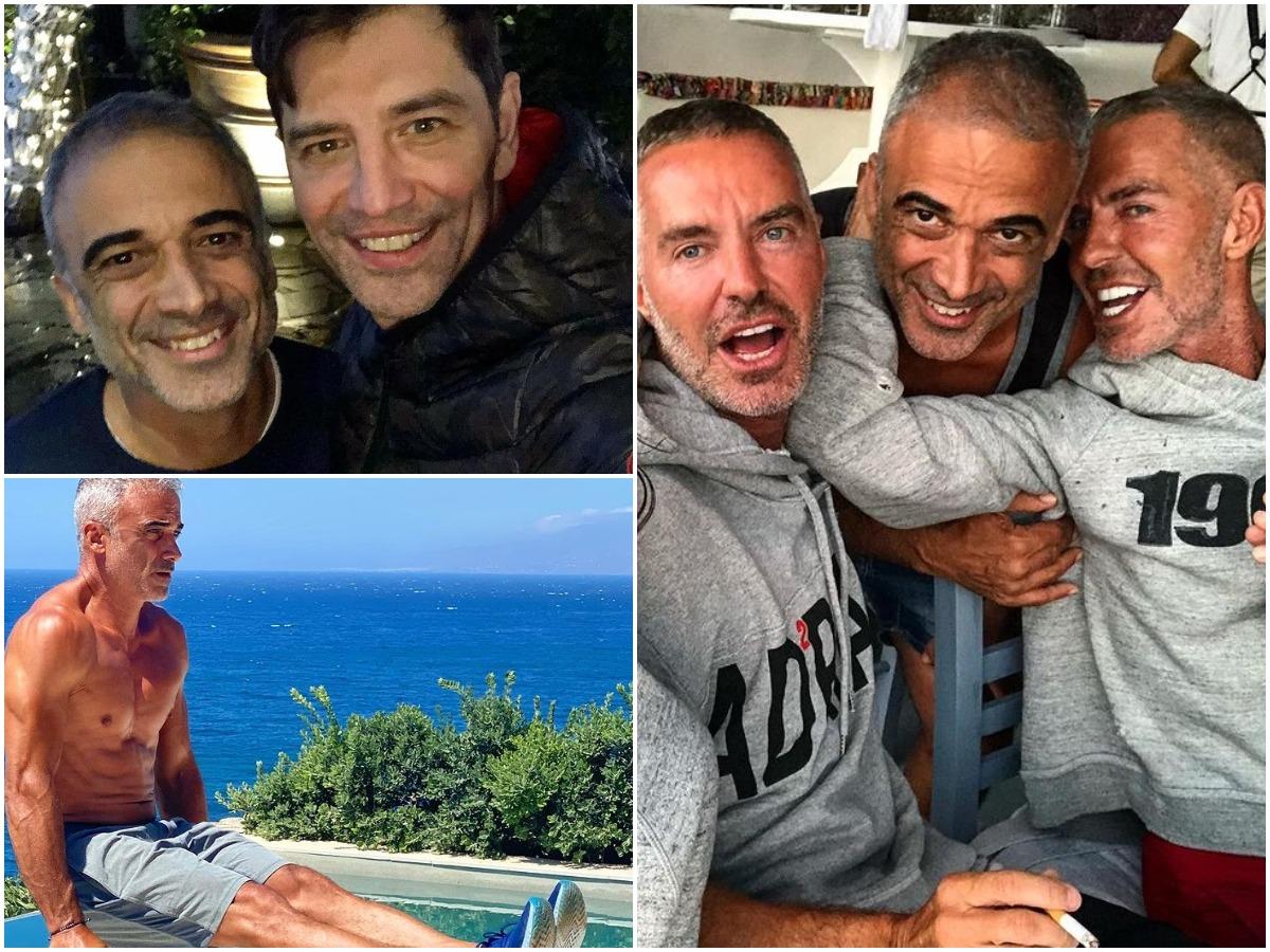 """Σταύρος Δογιάκης: Ποιος ήταν ο ιδιοκτήτης της ταβέρνας """"Κρητικός"""" που βρέθηκε νεκρός – Οι διάσημοι φίλοι και η παρέα με τους Dsquared"""