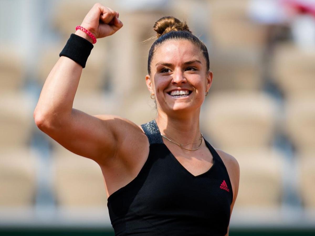 Μαρία Σάκκαρη: Tα κοσμήματα που φορούσε σε όλους τους αγώνες του Roland Garros