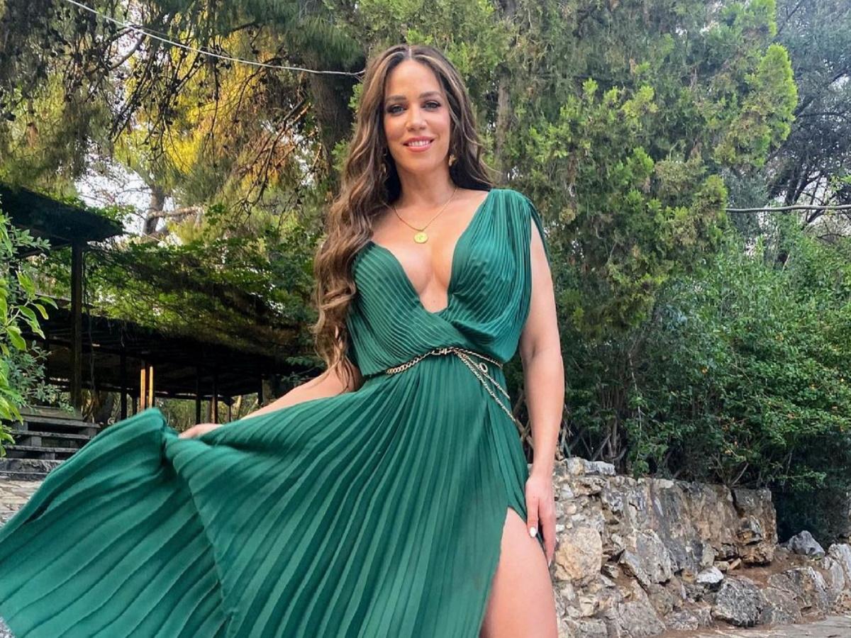 Κατερίνα Στικούδη: Ο ξέφρενος χορός της μετά τις φήμες που τη θέλουν έγκυο για πρώτη φορά