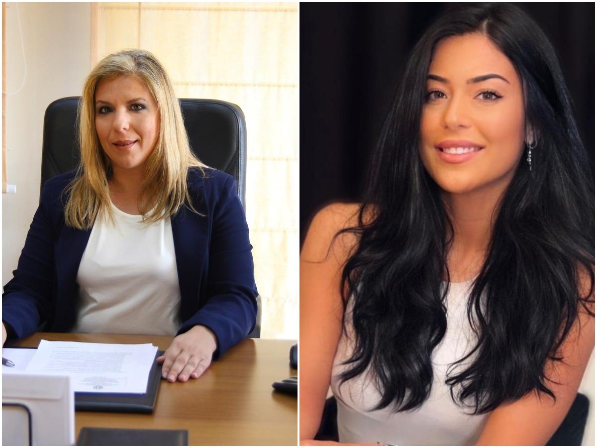 """Η υφυπουργός ισότητας των φύλων στο T-LIVE μετά τον σάλο με την Λατινοπούλου – """"Είναι προσωπικές της απόψεις"""""""