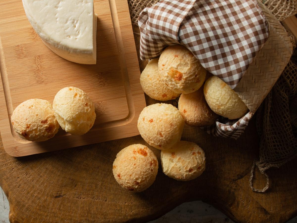 Συνταγή για μικρά τυρόψωμα