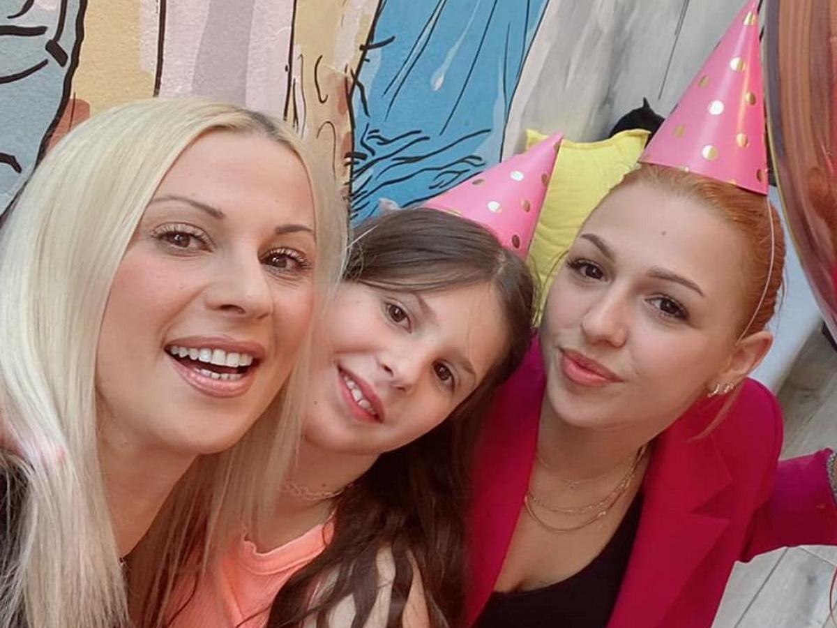 Νίκος Χαρδαλιάς: Το οικογενειακό πάρτι για τα γενέθλια της κόρης του – Οι τρυφερές ευχές του