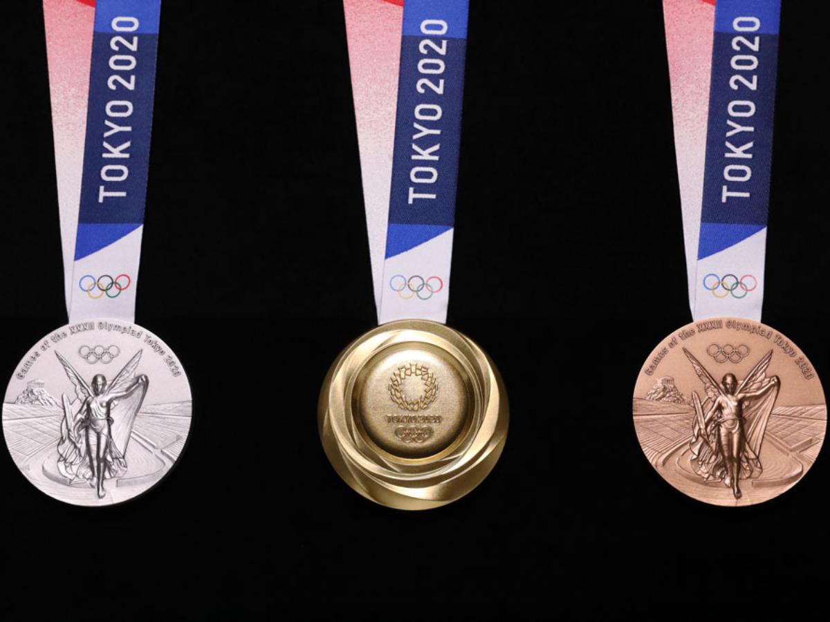 Ελληνίδα σχεδιάστρια υπογράφει τα μετάλλια των Ολυμπιακών Αγώνων στο Τόκιο