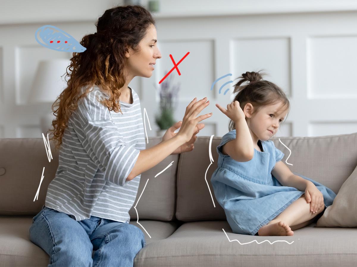 7 φράσεις που  έλεγε η μαμά σου και τώρα λες εσύ στο παιδί σου. Τις αναγνωρίζεις;
