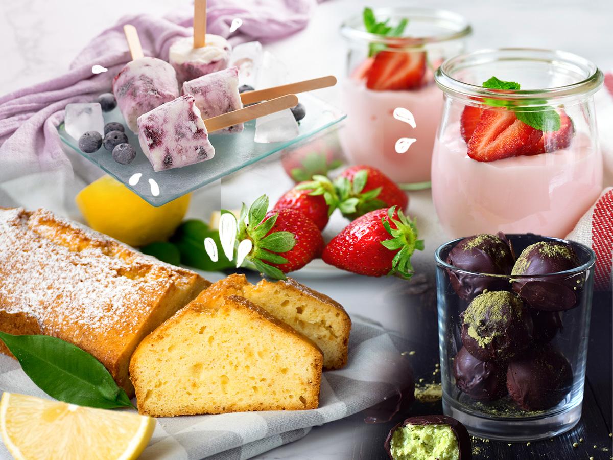 Κάνεις δίαιτα; 5 δροσιστικά γλυκά με γιαούρτι και λίγες θερμίδες για τις λιγούρες σου