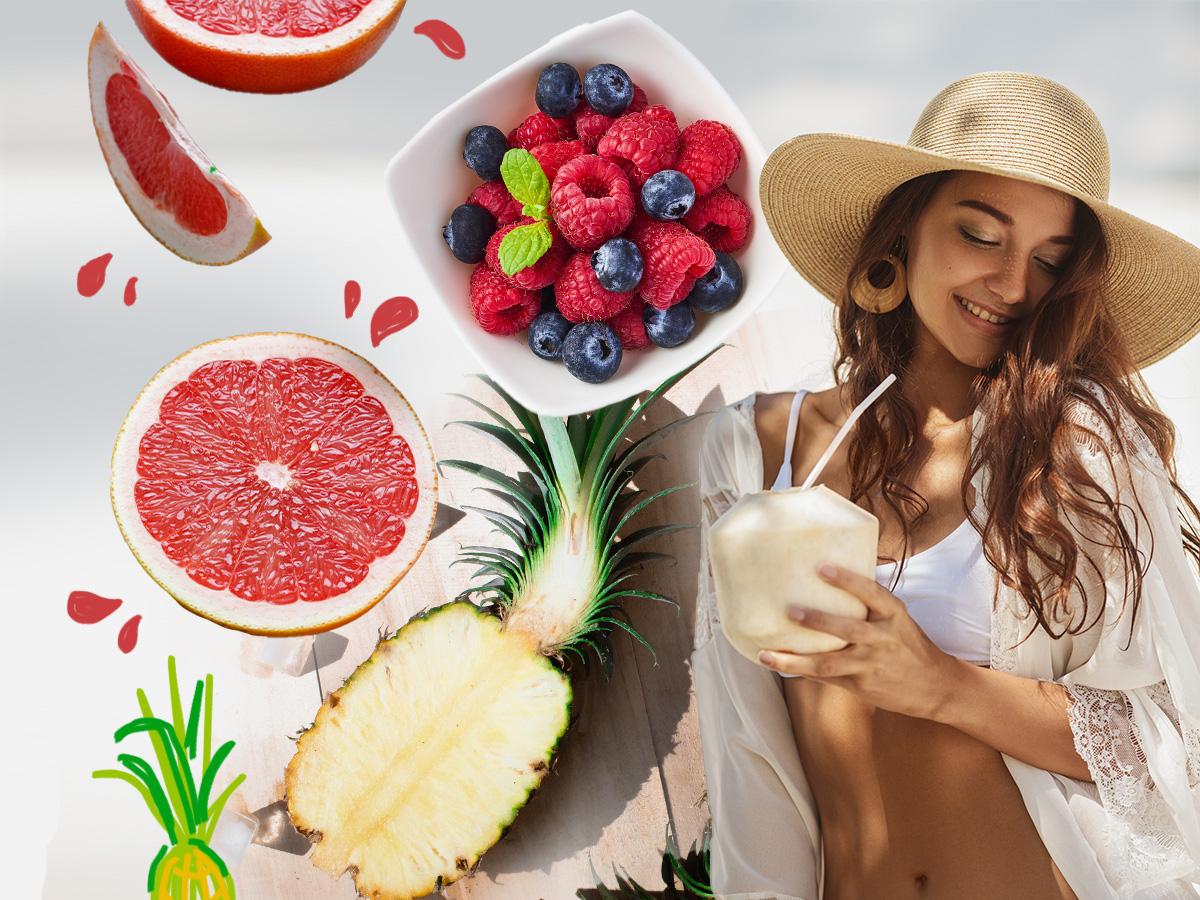 Αδυνάτισμα: 5 δροσιστικά φρούτα που βοηθούν στην καύση λίπους