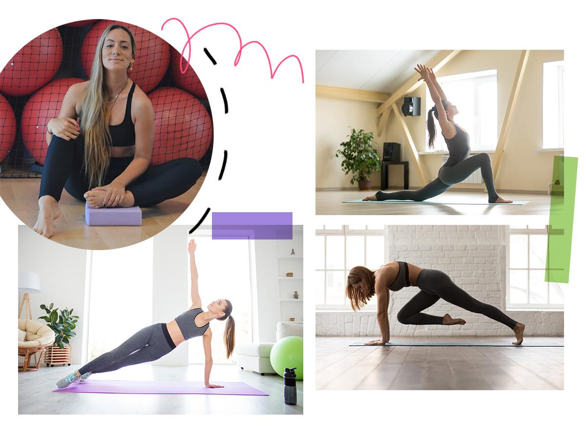 Χέρια, πόδια, πλάτη, κοιλιακοί: Ασκήσεις για όλο το σώμα με ένα μόνο τουβλάκι