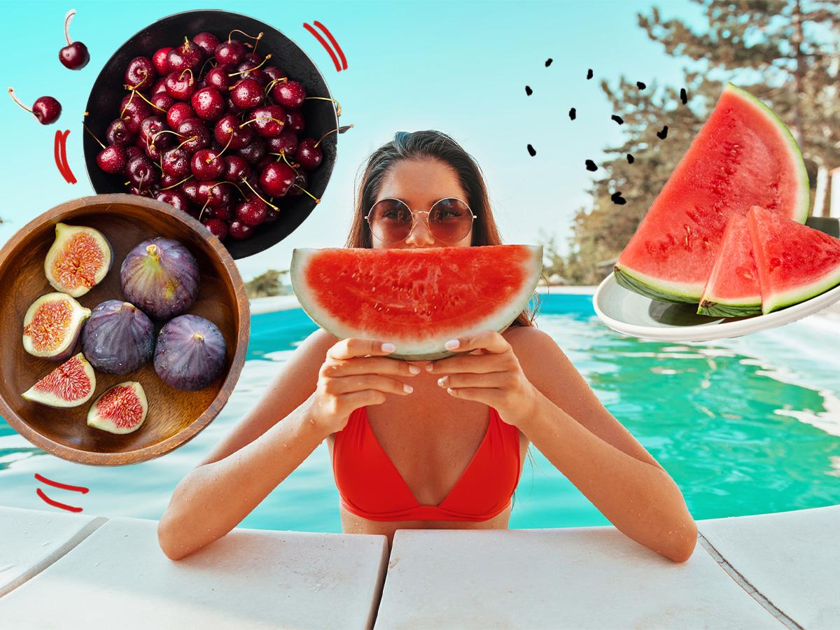 Τα καλοκαιρινά φρούτα που ενισχύουν το ανοσοποιητικό σύστημα
