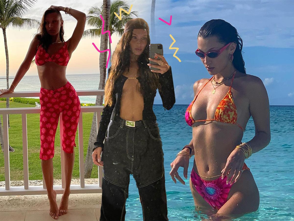 Bella Hadid: Πόσο συχνά γυμνάζεται; Τα fitness μυστικά της που θες να μάθεις
