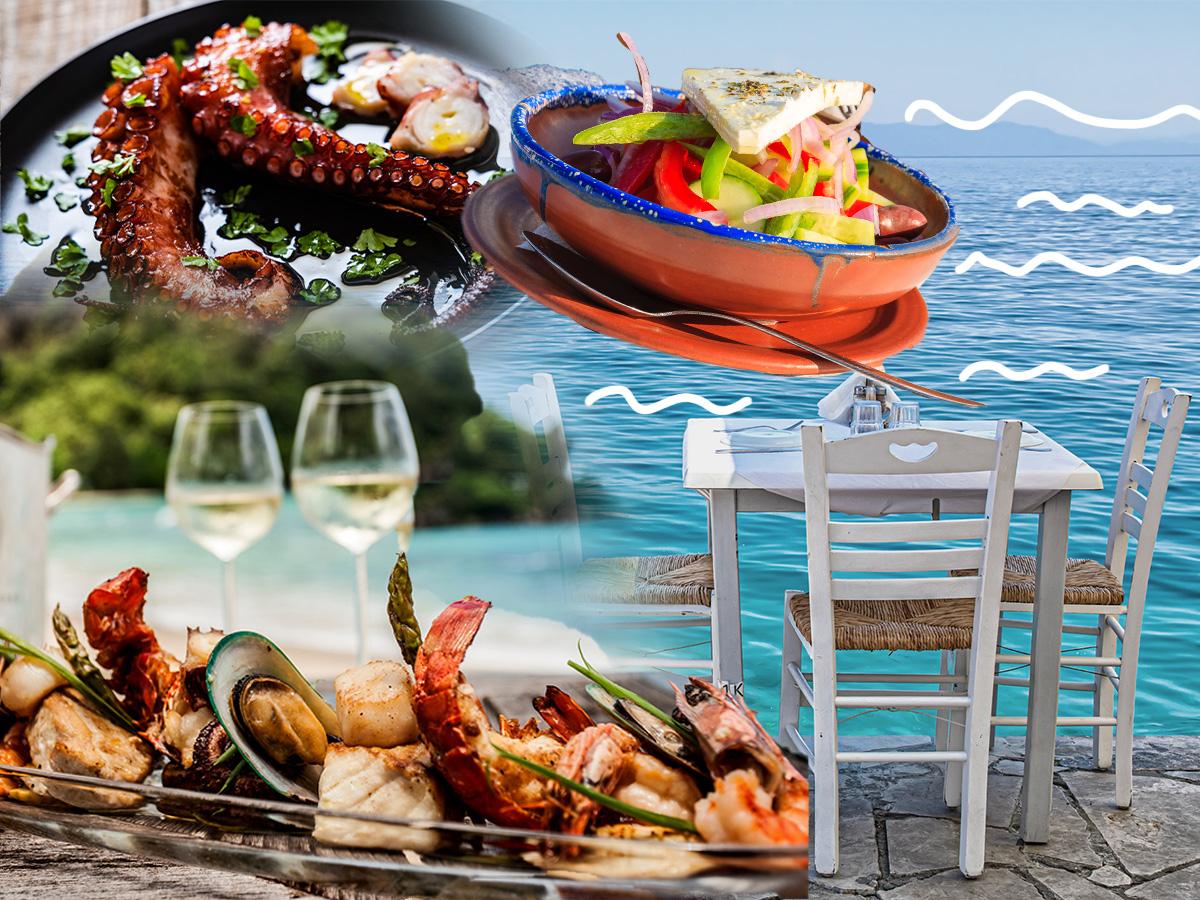Στην ταβέρνα: Ποια κλασικά πιάτα να προτιμήσεις και ποια καλό είναι να αποφύγεις