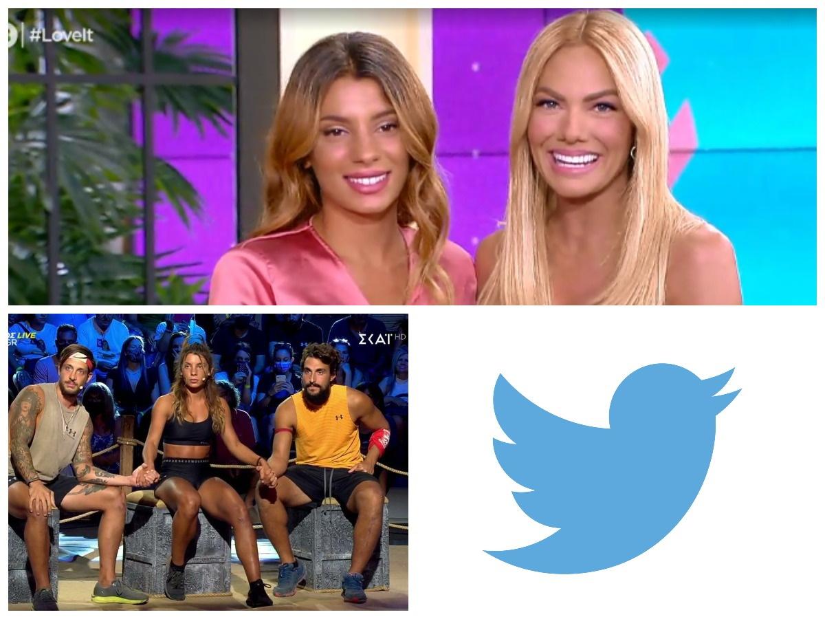 Survivor: Η πρώτη τηλεοπτική συνέντευξη της Μαριαλένας Ρουμελιώτη έφερε αντιδράσεις στο twitter