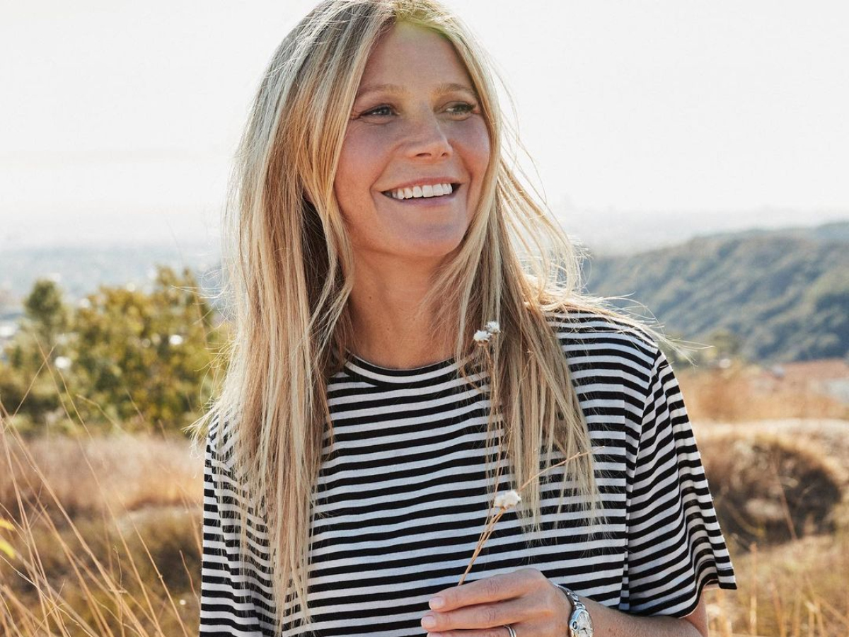 H Gwyneth Paltrow επέλεξε 3 καλοκαιρινά κομμάτια που μας κολακεύουν όλες