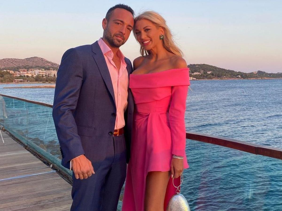 Κωνσταντίνα Σπυροπούλου: Επιβεβαιώνει ότι έκανε το επόμενο βήμα στη σχέση της με τον Βασίλη Σταθοκωστόπουλο