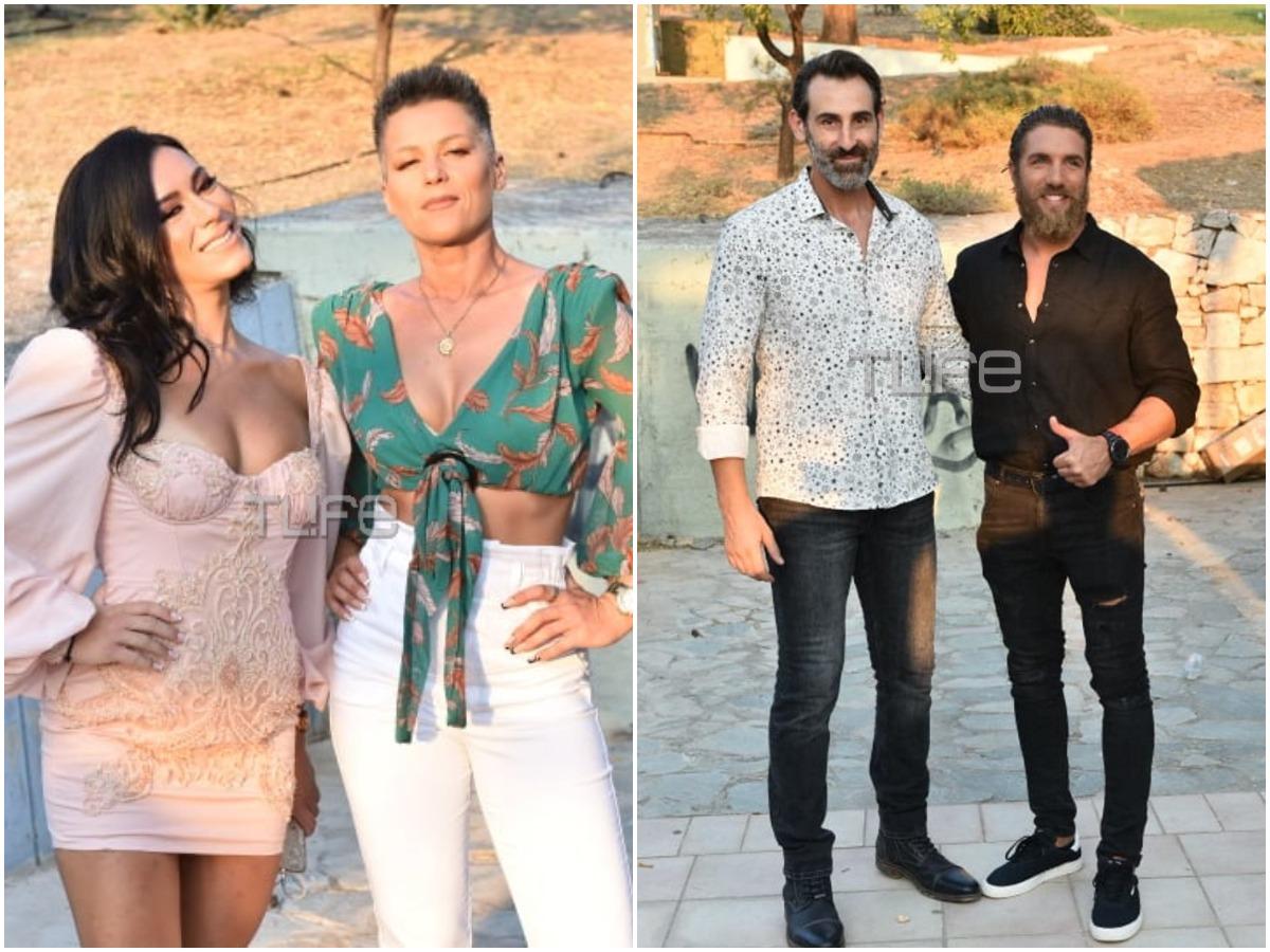 Survivor Τελικός: Οι πρώην παίκτες του reality κατέφτασαν στο Άλσος Βεΐκου – Φωτογραφίες TLIFE