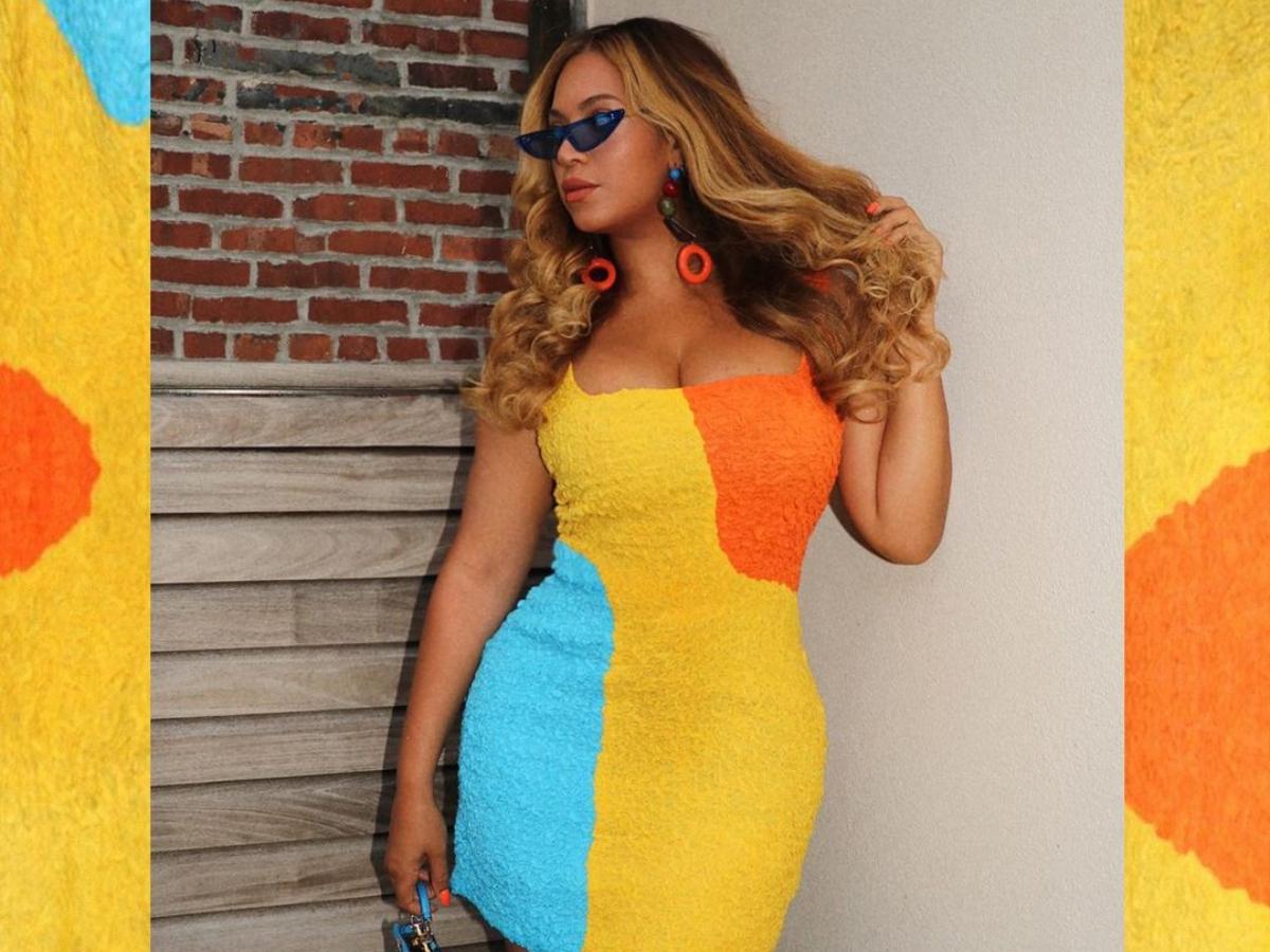 H Βeyonce φέτος δεν σταματάει να φοράει colorful σύνολα