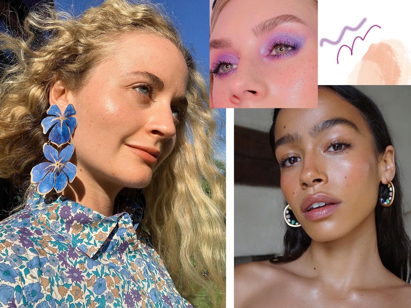 Τρία makeup trend που πρέπει οπωσδήποτε να υιοθετήσεις μέχρι το τέλος του καλοκαιριού!