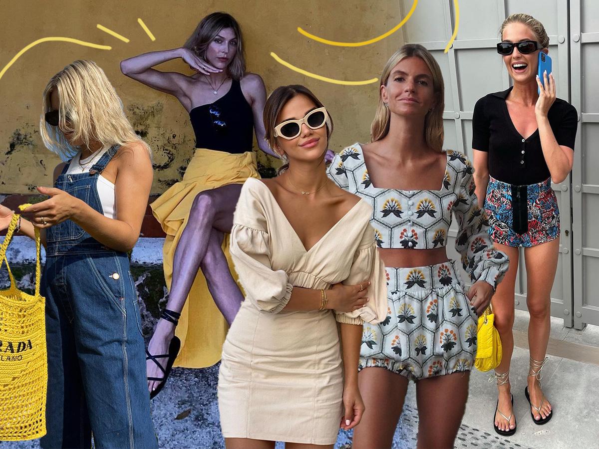 Τι φοράμε αυτό το ΣΚ; Iδέες για casual σύνολα από τα it girls