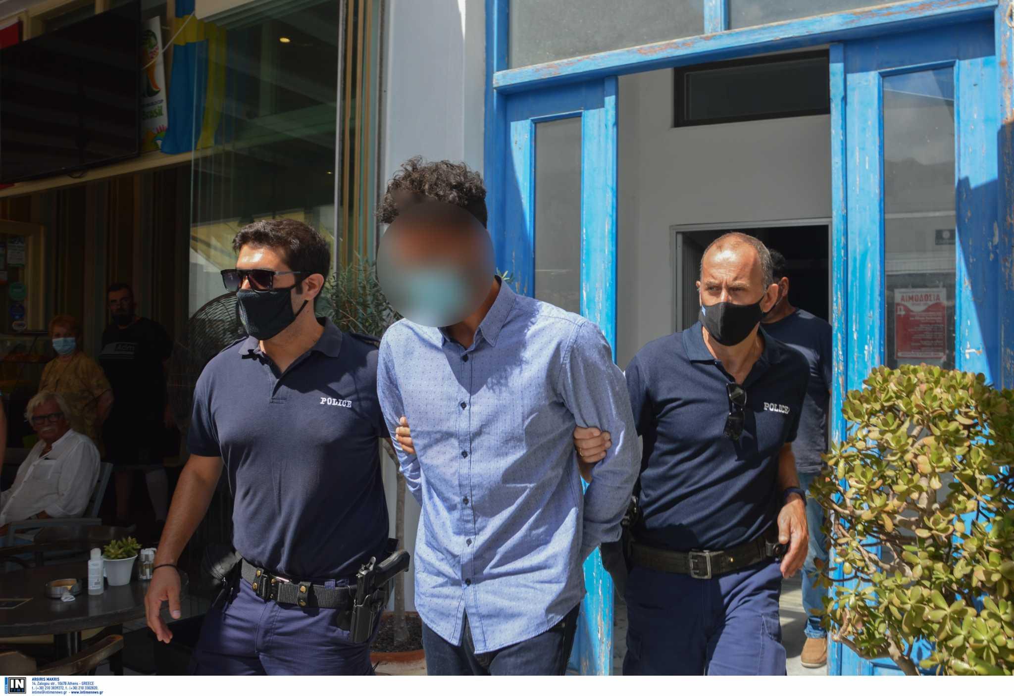 """Φολέγανδρος: """"Καταπέλτης"""" ο ανακριτής για τον δολοφόνο της Γαρυφαλλιάς"""