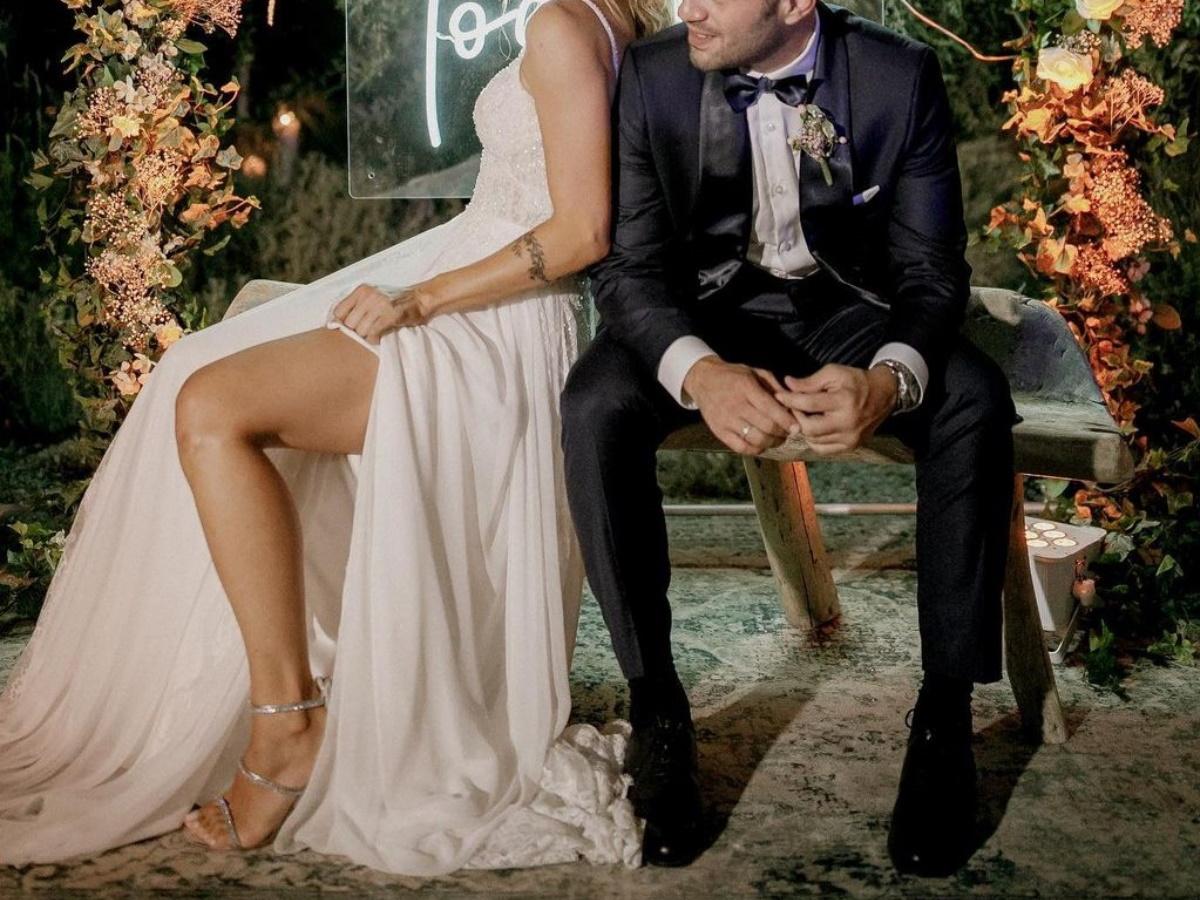 Παραμυθένιος γάμος για γνωστό τραγουδιστή – Οι πρώτες φωτογραφίες