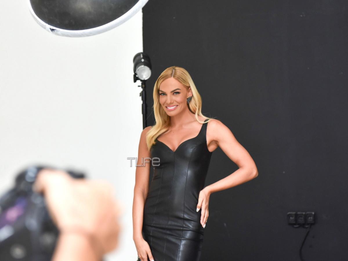 Ιωάννα Μαλέσκου: Το TLIFE στα backstage της φωτογράφισης για τη νέα σεζόν του Love It – Αποκλειστικές φωτογραφίες
