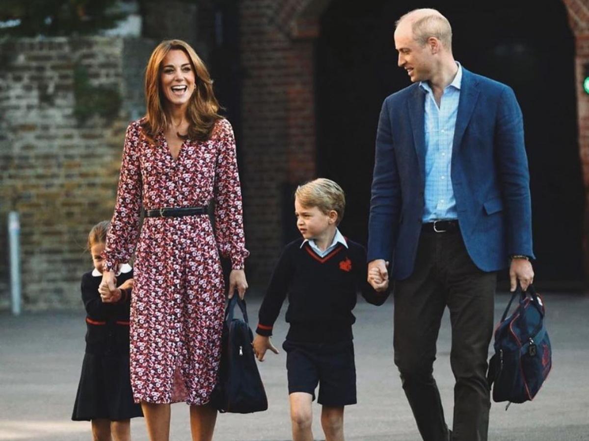 Πρίγκιπας Τζορτζ: Έγινε 8 ετών και η ομοιότητα με τον πατέρα του είναι εκπληκτική