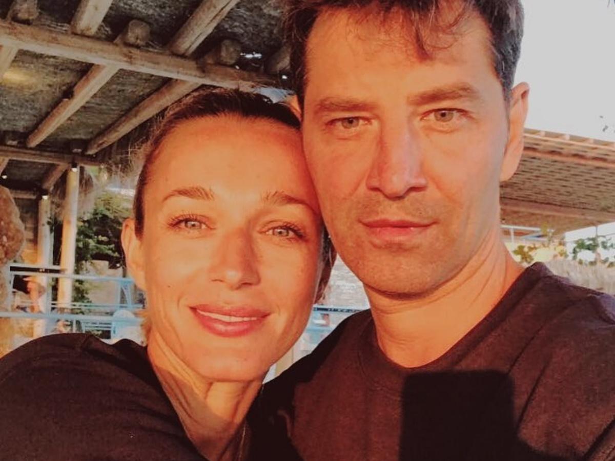 Σάκης Ρουβάς – Κάτια Ζυγούλη: Η οικογενειακή φωτογραφία από τις καλοκαιρινές τους διακοπές