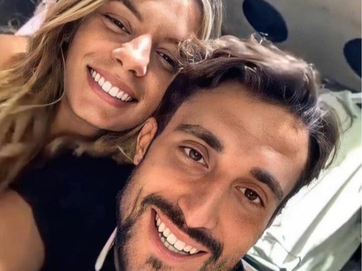 """Σάκης Κατσούλης – Μαριαλένα Ρουμελιώτη: """"Οικογενειακή"""" βόλτα με τον γιο του Τριαντάφυλλου"""