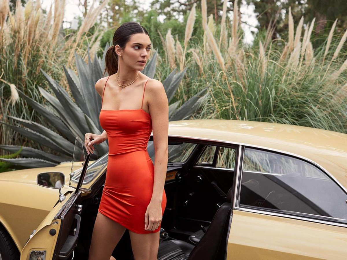 Η νέα συλλογή της  Kendall Jenner θα είναι διαθέσιμη μόνο για 72 ώρες
