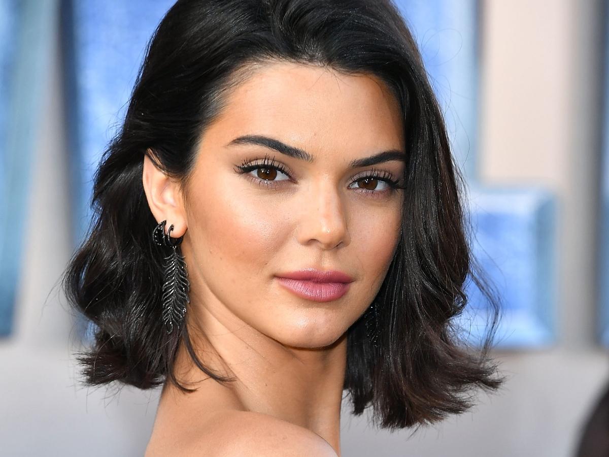 Η Kendall Jenner και πάλι με καρέ!