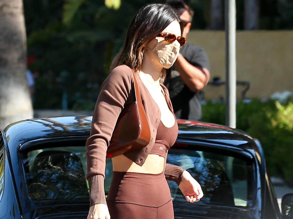 Η επιδερμίδα της Kendall Jenner μετά το γυμναστήριο είναι το απόλυτο skincare goal!