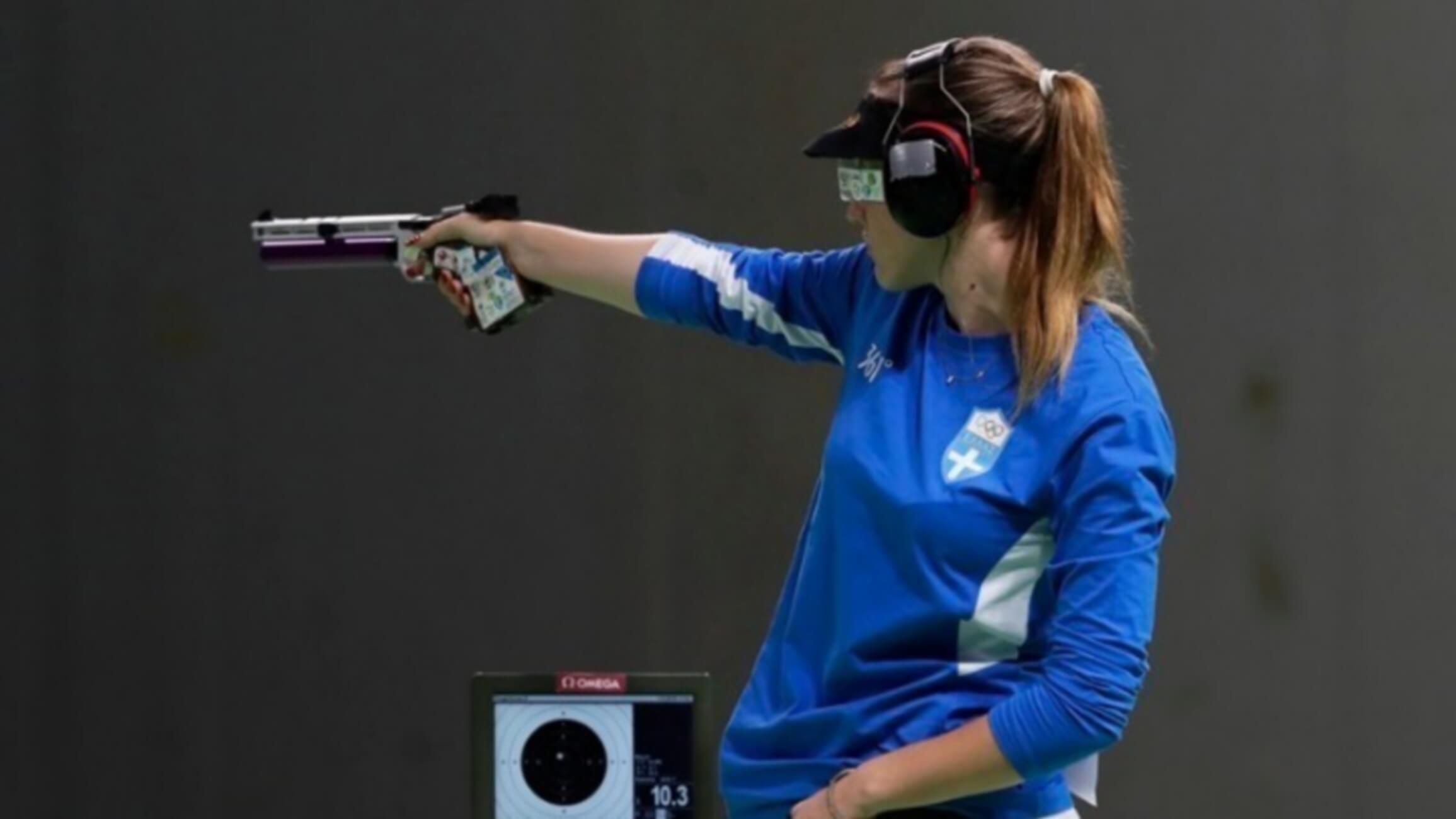 Ολυμπιακοί Αγώνες: Στην 6η θέση η Άννα Κορακάκη