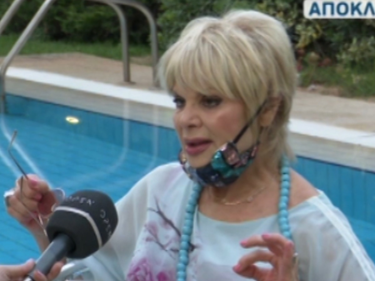 """Η Μαρία Ιωαννίδου ξεκαθαρίζει για Φιλιππίδη: """"Δέχτηκα απειλητικά τηλεφωνήματα από ηθοποιούς"""""""