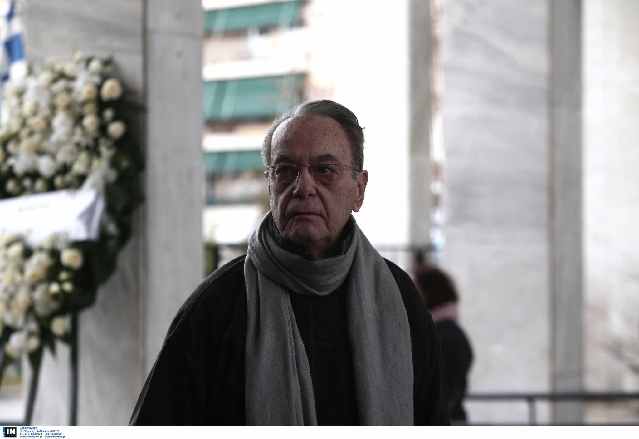 Γιώργος Μεσσάλας: Πού και πότε θα γίνει η κηδεία του