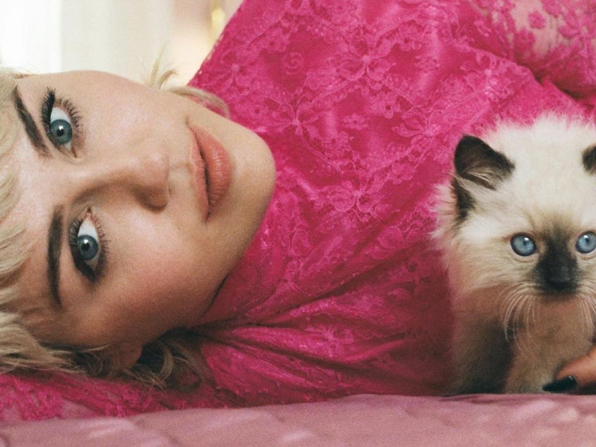 Τι άρωμα πιστεύεις ότι φοράει η Miley Cyrus; Η συνεργασία της με τον οίκο Gucci!