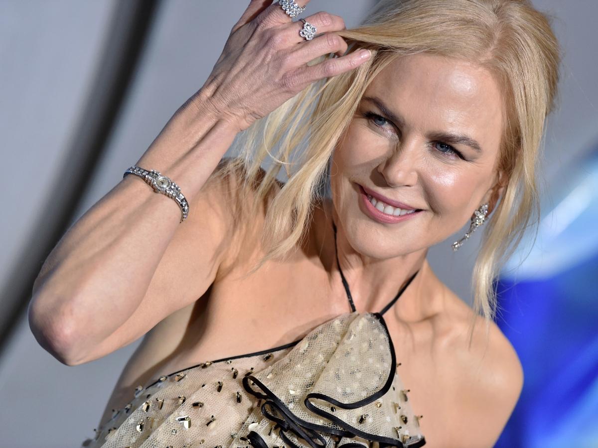 H Nicole Kidman δεν έχει πια μακριά μαλλιά