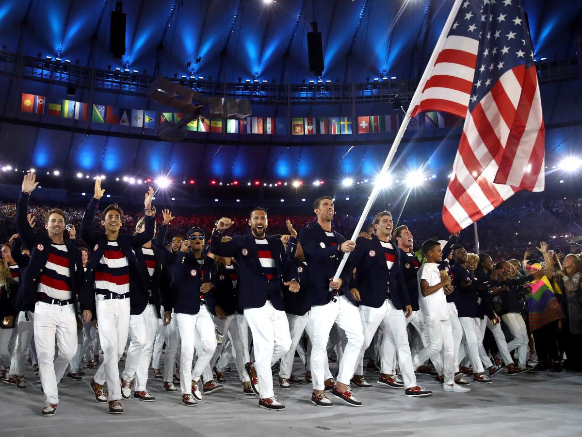 Ολυμπιακοί Αγώνες: Oι σχεδιαστές που δημιούργησαν τις στολές των ομάδων