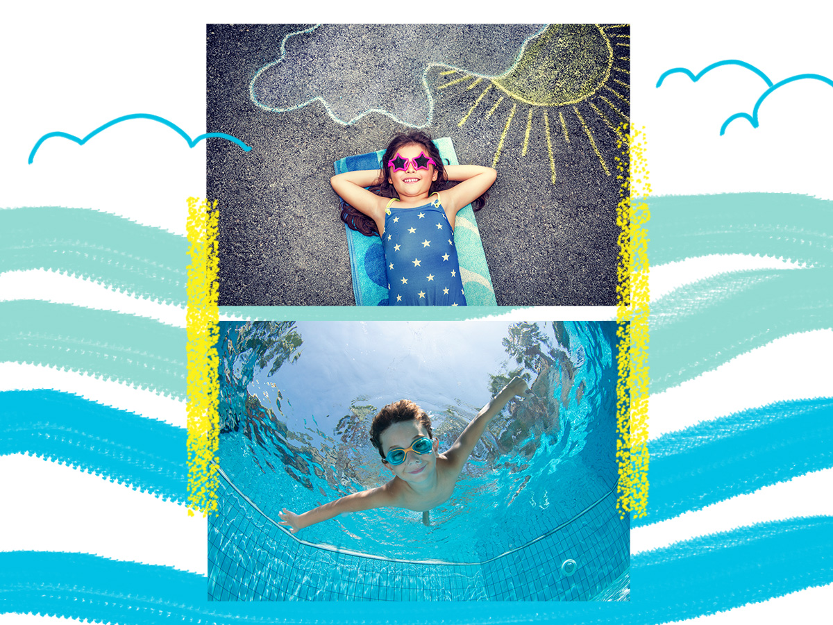 5 καλοκαιρινές δραστηριότητες που θα ξετρελάνουν το παιδί σου