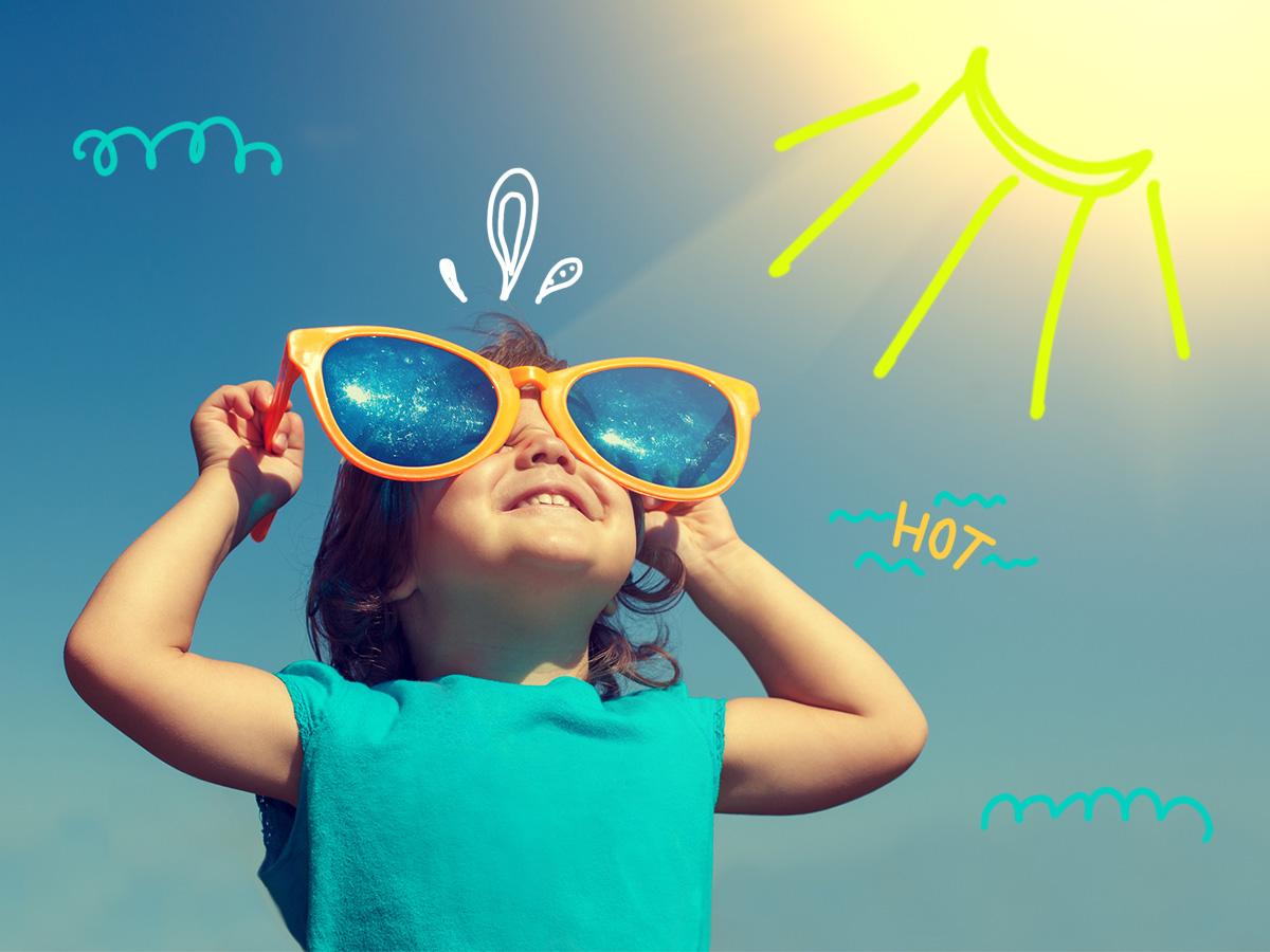 Ηλίαση στο παιδί: Τα συμπτώματα και οι τρόποι αντιμετώπισης
