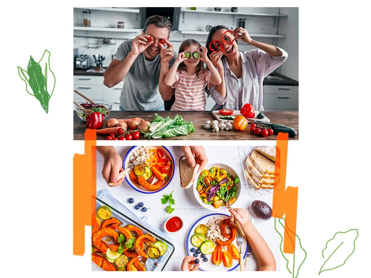 5 πεντανόστιμες συνταγές για να προσθέσεις τα λαχανικά στη διατροφή του παιδιού σου