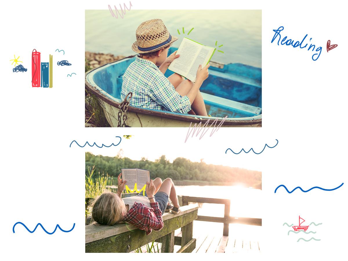 Τα παιδικά βιβλία των διακοπών: Οι προτάσεις που θα ομορφύνουν τα μεσημέρια του μικρού σου