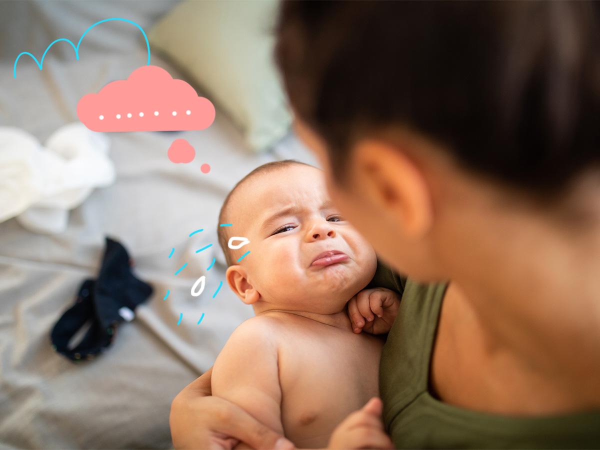 Μωρό: 7 πράγματα που εκφράζει το κλάμα του εκτός από δυσαρέσκεια