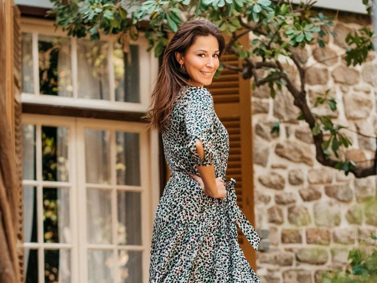 Κατερίνα Παπουτσάκη: Δεν φαντάζεστε πόσο κόστισε το νυφικό του γάμου της
