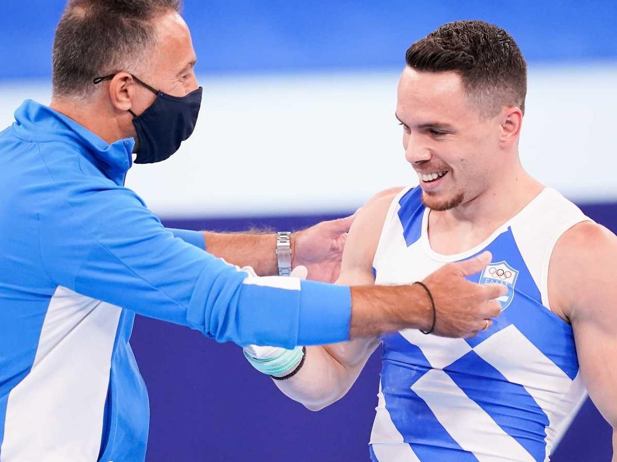 """Ολυμπιακοί Αγώνες – Λευτέρης Πετρούνιας: Πρώτος και καλύτερος στον τελικό των κρίκων – """"Νιώθω απογοητευμένος που δεν με είδαν"""""""
