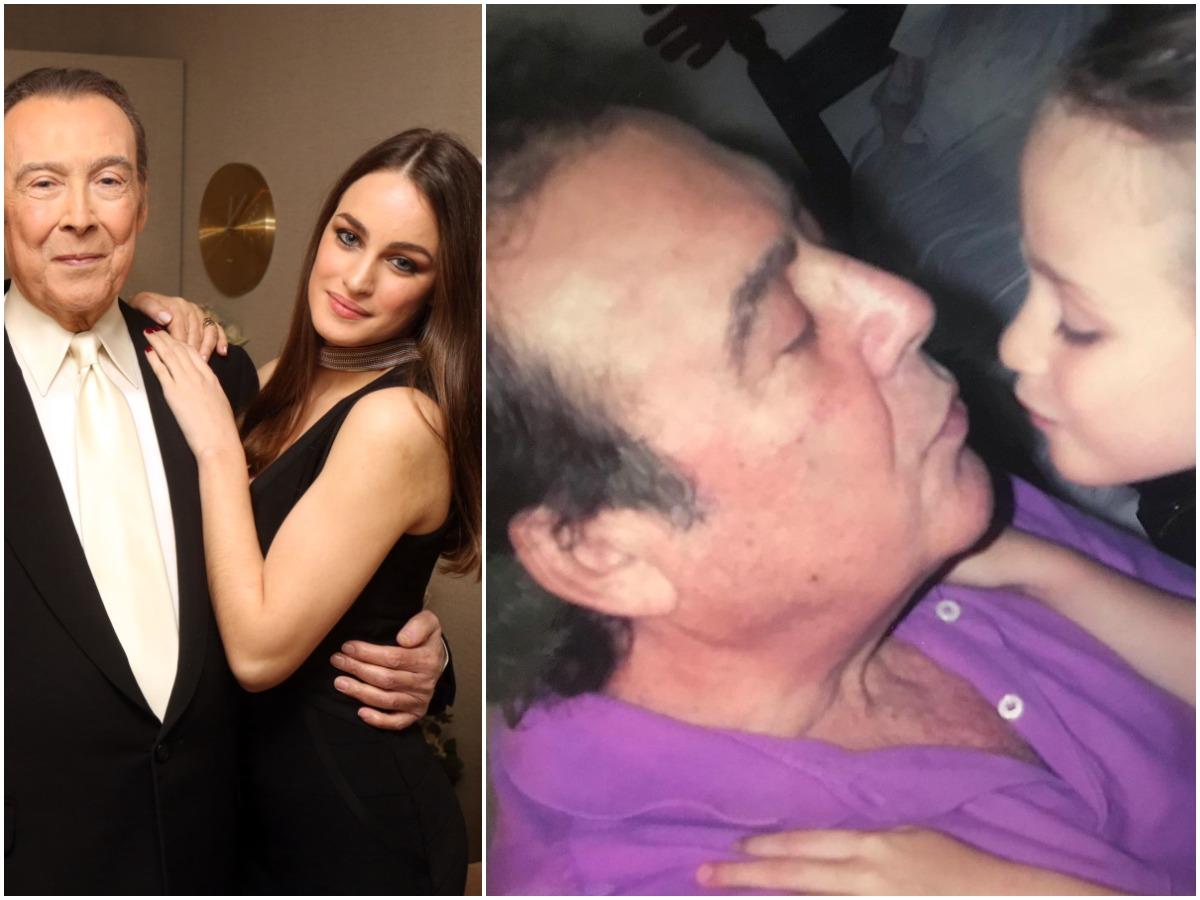 Τόλης Βοσκόπουλος: Η κόρη του Μαρία ήταν η μεγαλύτερη θαυμάστριά του – Οι δημόσιες αναφορές της σε εκείνον