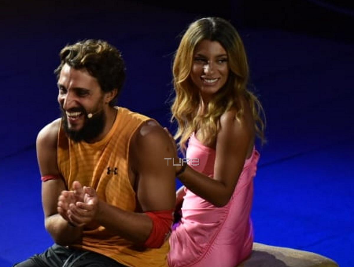 Survivor Τελικός: Μαριαλένα – Σάκης: Αγκαλιασμένοι και συγκινημένοι με τις έντονες στιγμές τους στο παιχνίδι