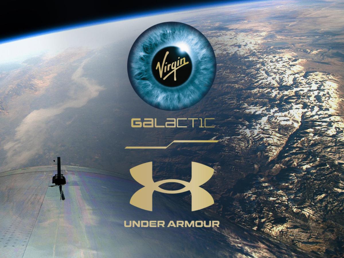 Under Armour x Virgin Galactic: Επιδόσεις στην γη δοκιμασμένες στο Διάστημα