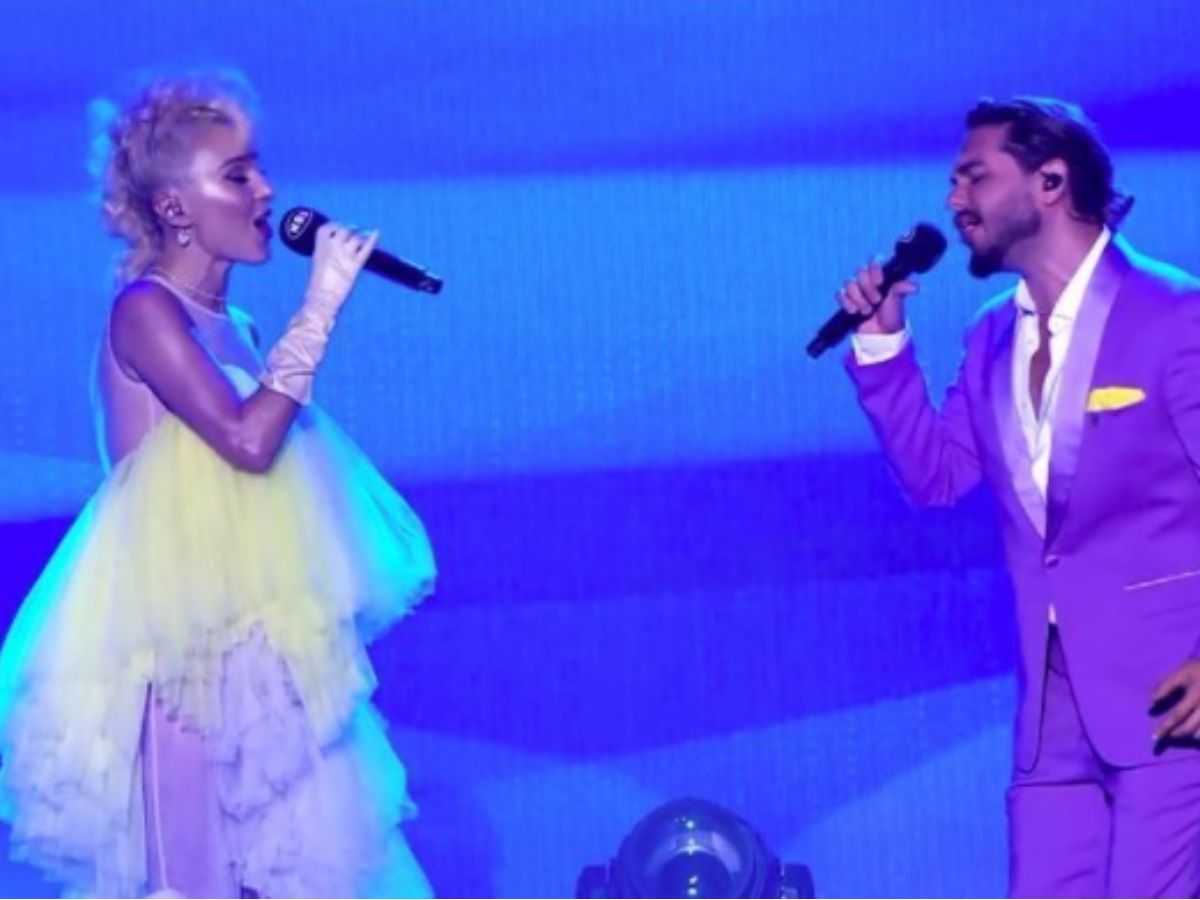 Μad VMA 2021: Η συγκίνηση της Τάμτα που ερμήνευσε ξανά το πρώτο τραγούδι της καριέρας της