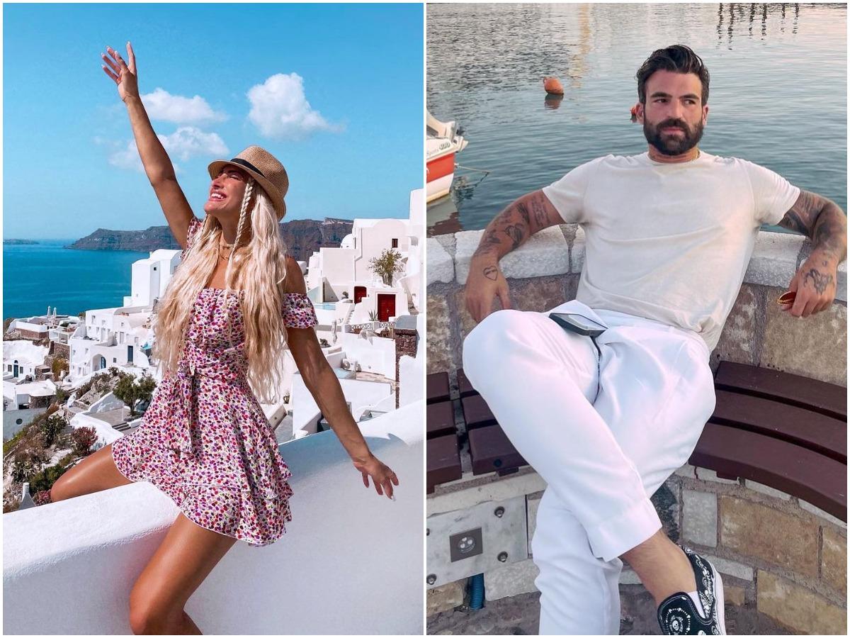 Ιωάννα Τούνη – Δημήτρης Αλεξάνδρου: Για camping στην Μεσσηνία το ερωτευμένο ζευγάρι