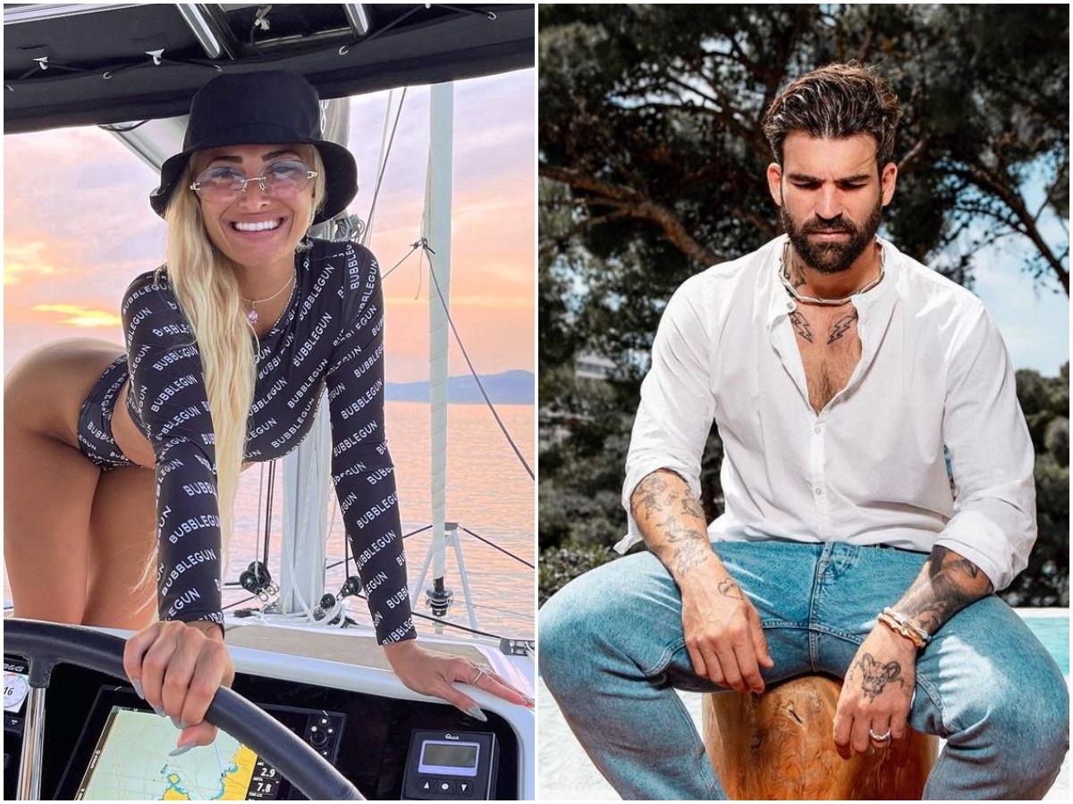 Δημήτρης Αλεξάνδρου – Ιωάννα Τούνη: Είναι τελικά ζευγάρι; Οι φωτογραφίες που πρόδωσαν τις κοινές τους διακοπές
